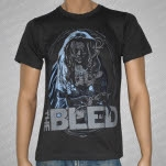 The Bled The Bride Gray T-Shirt