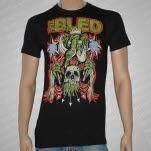The Bled Elephant Wars Black T-Shirt