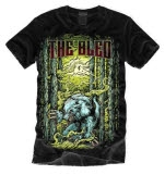 The Bled Wolf Black T-Shirt