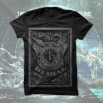 The Burial Crest Black T-Shirt