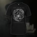 The Burial Inherent Man Black T-Shirt