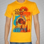 The Color Fred Amplifier Yellow T-Shirt