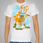 The Color Fred Collage T-Shirt