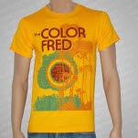The Color Fred Trees Yellow T-Shirt