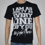 The Color Morale Guilty Black T-Shirt