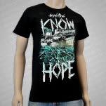 The Color Morale Know Hope Black T-Shirt