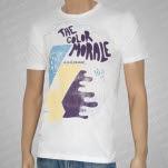 The Color Morale Rain White T-Shirt