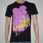 The Color Morale Snake Black T-Shirt
