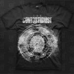 The Contortionist Brain Black T-Shirt