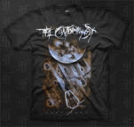 The Contortionist Exoplanet Black T-Shirt