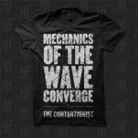 The Contortionist Mechanics Black T-Shirt