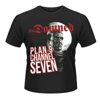 The Damned Plan 9 Channel 7 Plan 9 T-Shirt