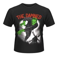 The Damned Frankendamned Plan 9 T-Shirt