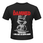 The Damned I Just Can T Be Happy Today T-Shirt