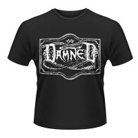 The Damned Logo T-Shirt
