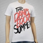 The Dangerous Summer Dangerous White T-Shirt