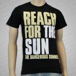 The Dangerous Summer Reach For The Sun Black T-Shirt