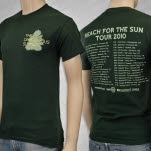 The Dangerous Summer Reach For The Sun Tour T-Shirt