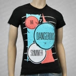 The Dangerous Summer Shapes Heather Black T-Shirt