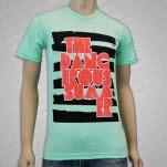The Dangerous Summer Striples Mint T-Shirt