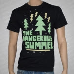 The Dangerous Summer Trees Black T-Shirt