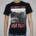 The Dangerous Summer War Paint Black T-Shirt