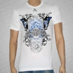 The Devil Wears Prada Angels And Crosses White T-Shirt