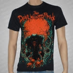 The Devil Wears Prada Blood Red Moon Black T-Shirt