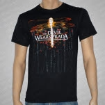 The Devil Wears Prada Dragonfly Black T-Shirt
