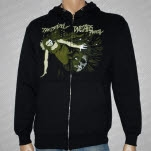 The Devil Wears Prada Downfall Hoodie Zip