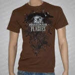 The Devil Wears Prada Eyeball Brown T-Shirt