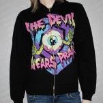 The Devil Wears Prada Eye Guy Hoodie Zip