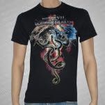 The Devil Wears Prada Forged In Flame Black T-Shirt