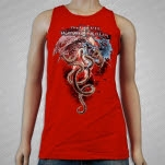 The Devil Wears Prada Forged In Flame Tank Top