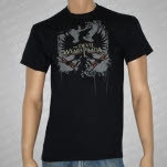 The Devil Wears Prada Griffin Black T-Shirt