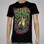 The Devil Wears Prada Hands And Snake Black T-Shirt