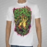 The Devil Wears Prada Hands And Snake White T-Shirt