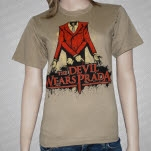 The Devil Wears Prada Headless Tan T-Shirt