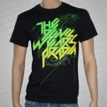 The Devil Wears Prada Metal Black T-Shirt