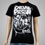 The Devil Wears Prada Motopsycho Black T-Shirt