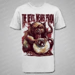 The Devil Wears Prada Rat White T-Shirt