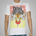 The Devil Wears Prada Skulls White T-Shirt