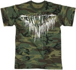 The Devil Wears Prada Splatter Camo T-Shirt