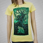 The Devil Wears Prada Tree Yellow Girls T-Shirt