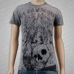 The Devil Wears Prada Wasteland Tri Athletic Grey T-Shirt