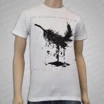 The Dillinger Escape Plan Album Art White T-Shirt