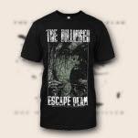 The Dillinger Escape Plan Gouge Black T-Shirt