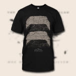 The Dillinger Escape Plan Prancer Black T-Shirt