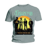 The Doors Waiting For The Sun T-Shirt