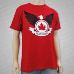 The Early November Eagle Red T-Shirt